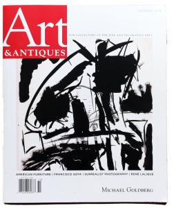 art & antiques oct 2014 cover
