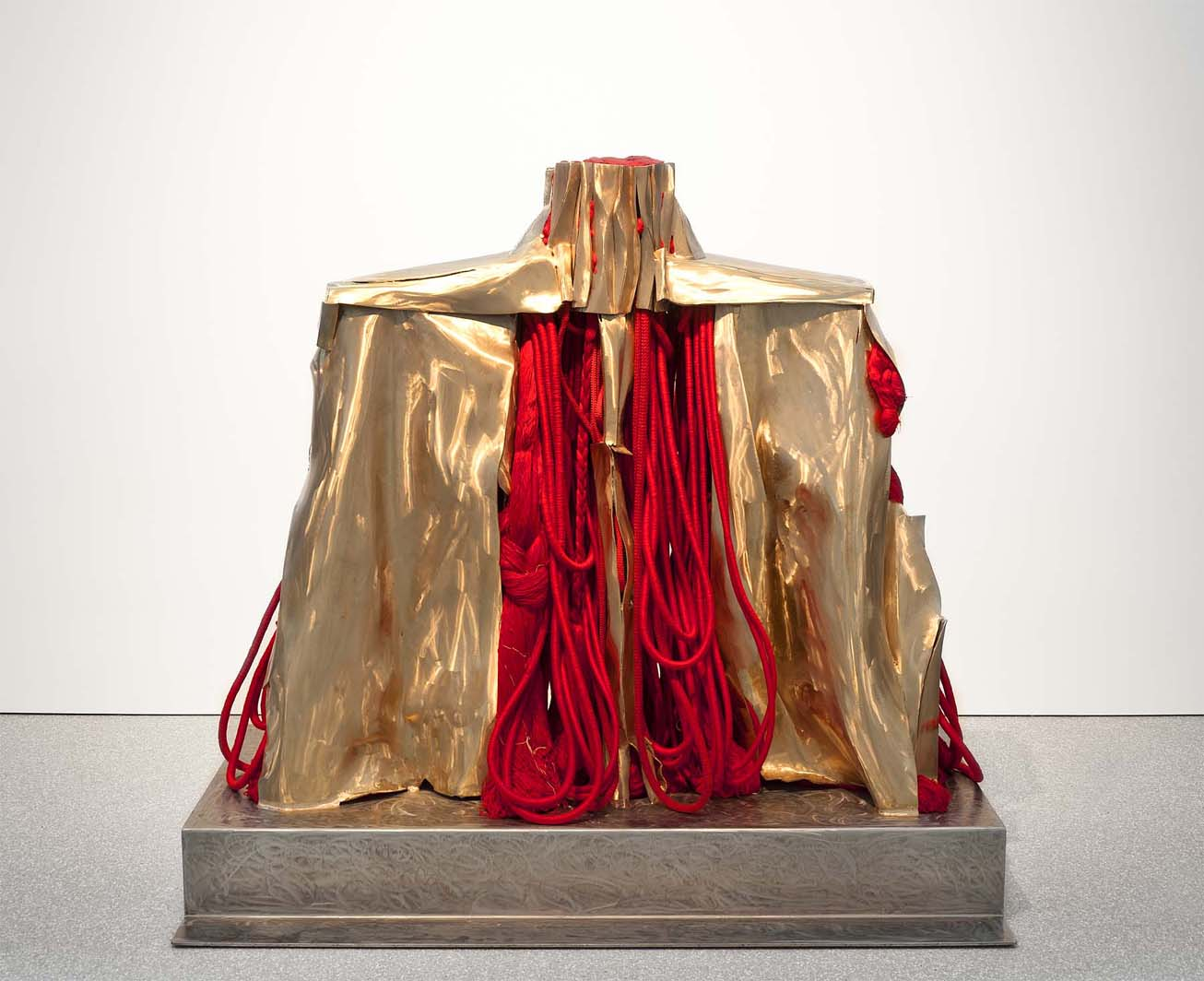 Chase-Riboud, Mao's Organ, view 1-IMAGE ONLY