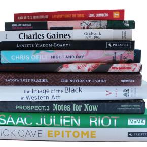 11 Best Black Art Books of 2014