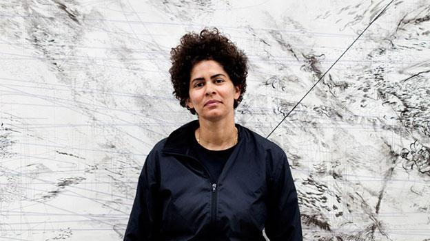 julie mehretu - conversation @ british museum 2011