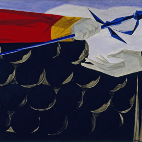 Jacob Lawrence's 'Struggle' Series Documents Broad Sweep of Early American History