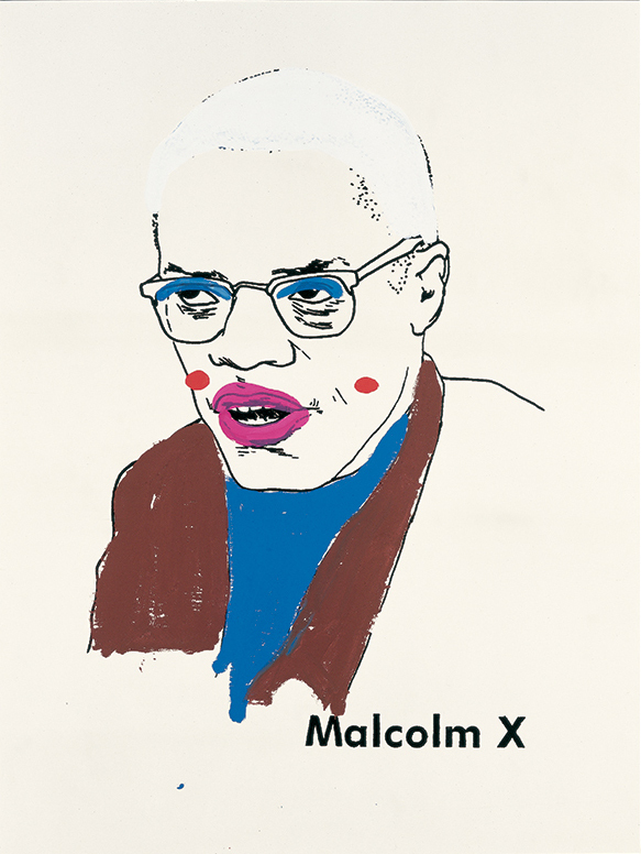 How To Draw Malcolm X - annesutu