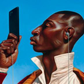 Kadir Nelson Interprets New Yorker Icon for Magazine's 90th Anniversary