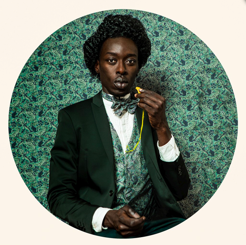 Omar Victor Diop - Frederick Douglass - Young, Gifted and Black