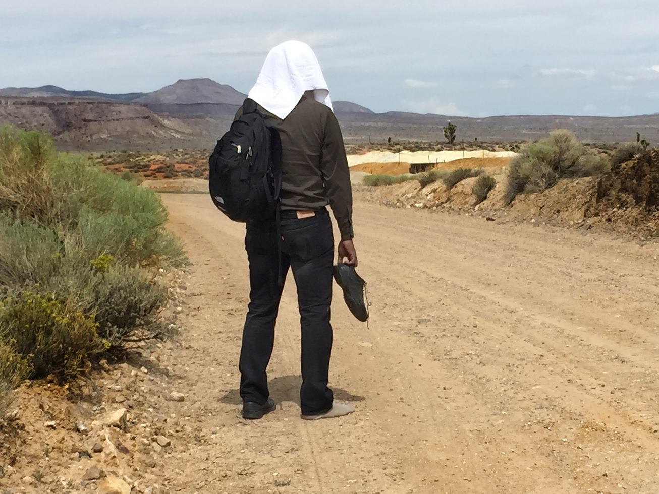 william pope.l - desert - steve turner contemporary