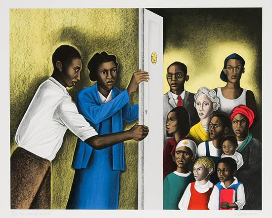 431864 Catlett - Door of Justice - 2000