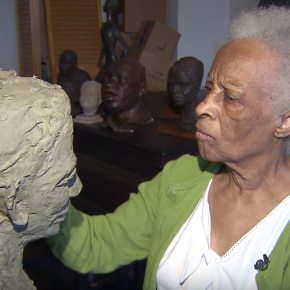 Sculptor Inge Hardison, Who Paid Tribute to African American Legends, Has Died