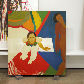 Culture Talk: Courtney Willis Blair on Ryan Lee Gallery's Representation of Emma Amos