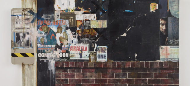 All in the Family: Artist Larry Walker Debuts at His Daughter's Gallery