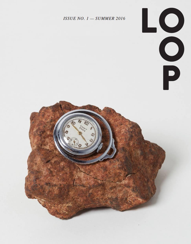 LOOP magazine  - Issue 1