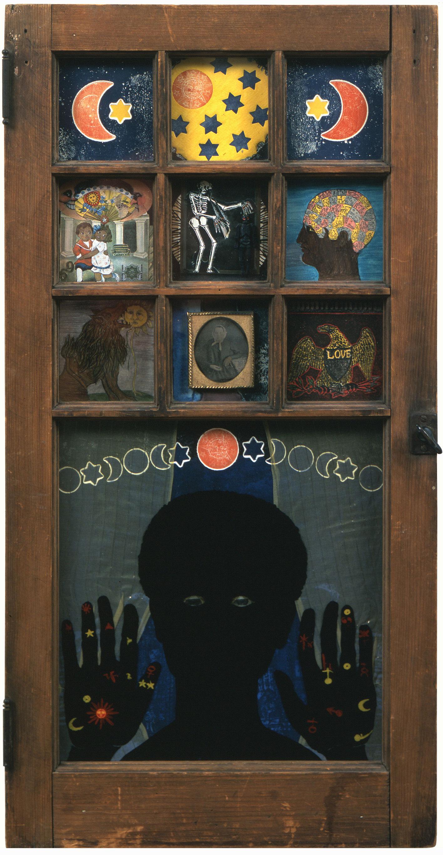 Betye Saar_Black Girls Window