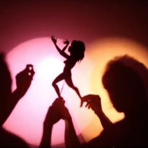 Artist Kara Walker Made Shadow Puppets for Santigold's New Music Video