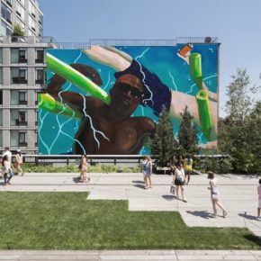 Artist Henry Taylor is Lending His West Coast Perspective to New York's High Line