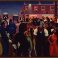 "JANUARY | ""Archibald Motley: Jazz Age Modernist"" opens at Nasher Museum of Art at Duke University."