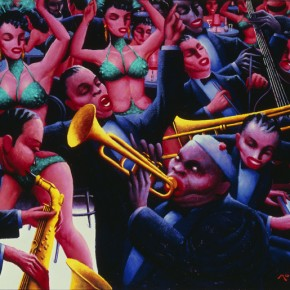 Nasher Museum Announces Acquisition of 'Hot Rhythm,' a Major Painting by Archibald Motley