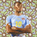 futbol exhibit- kehinde wiley