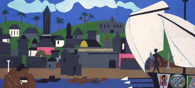 Romare Bearden's 'Black Odyssey' Headed to Columbia University