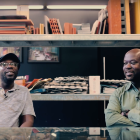 Sonic Spaces: Brothers Peter and David Adjaye Discuss Music for Architecture
