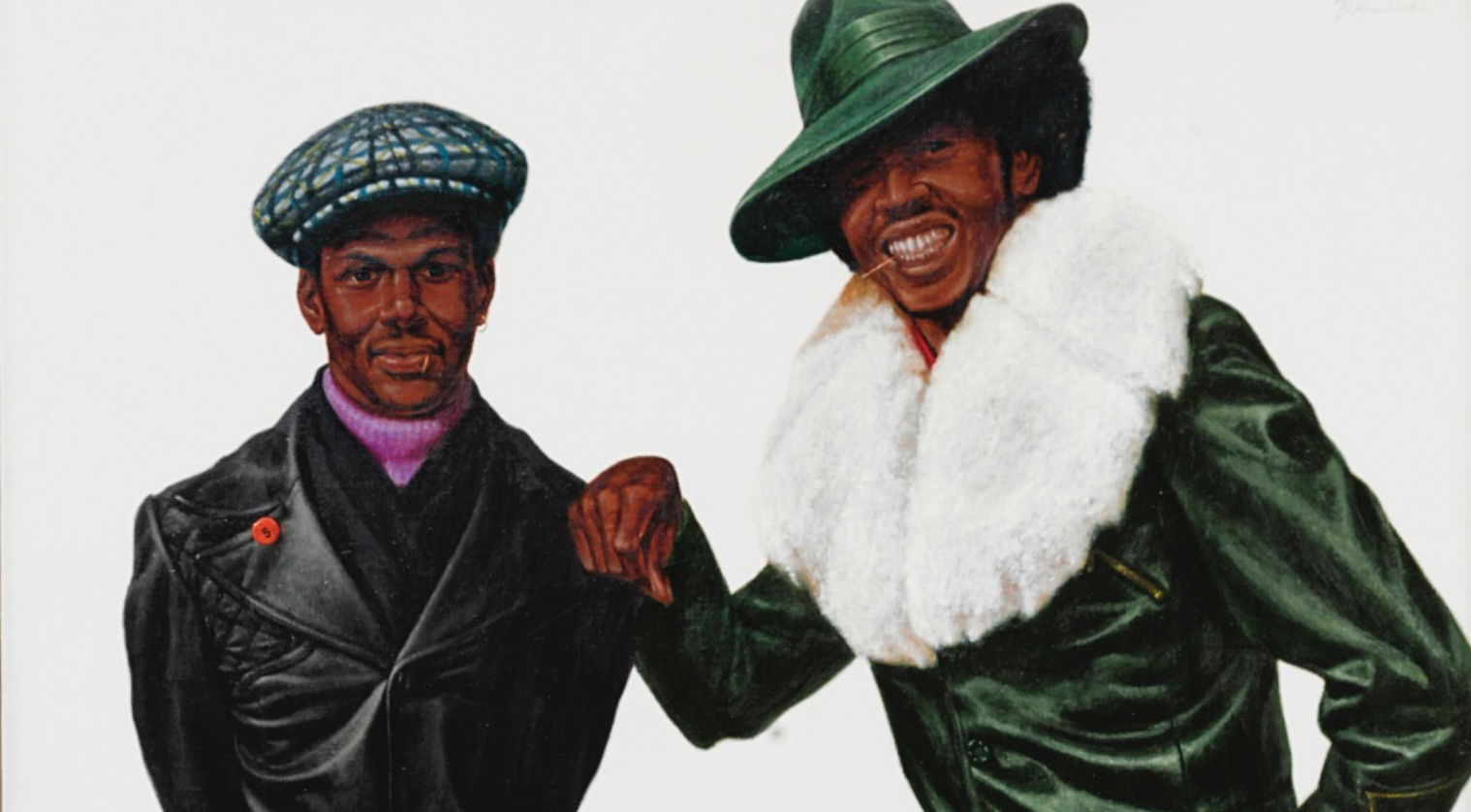 Sothebys Posthumous Sale Of 3 Paintings By Barkley L Hendricks Yields Artist Record Culture Type