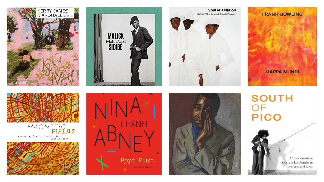 Culture Type Picks The 14 Best Black Art Books Of 2017 Culture Type