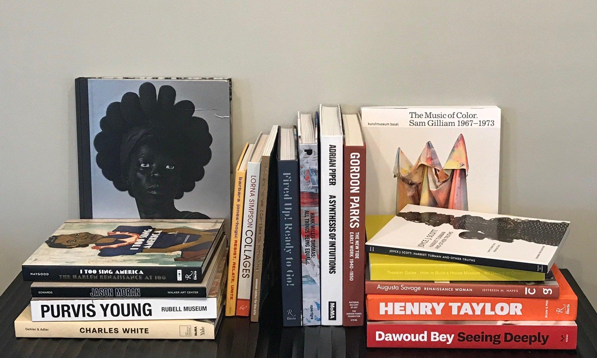 18 Best Black Art Books of 2018