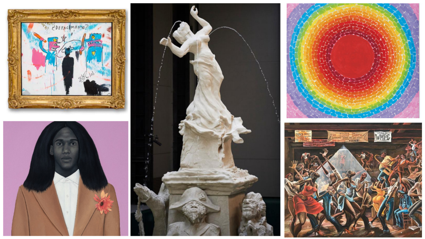 Culture Type: The Year in Black Art 2019 | Culture Type